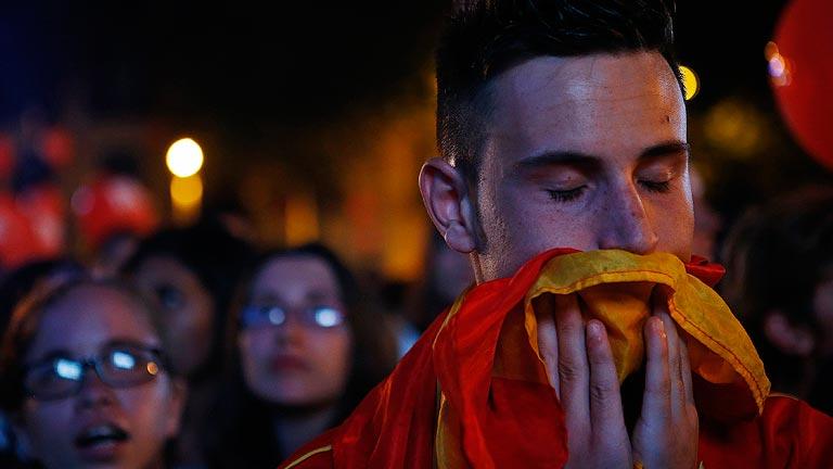 Madrid 2020, eliminada en la primera votación