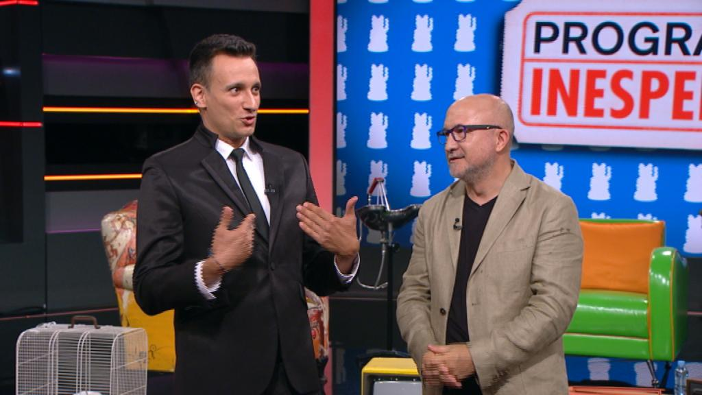 Programa Inesperat - El Mag Lari arriba per sorpresa al PI i entrevista a Sergi Mas