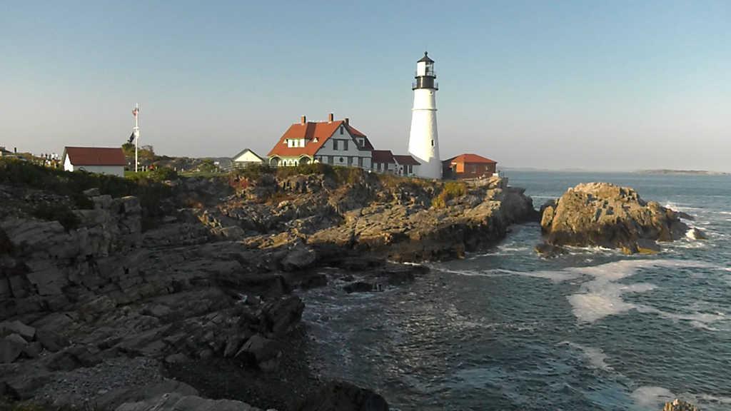 Españoles en el mundo - Maine