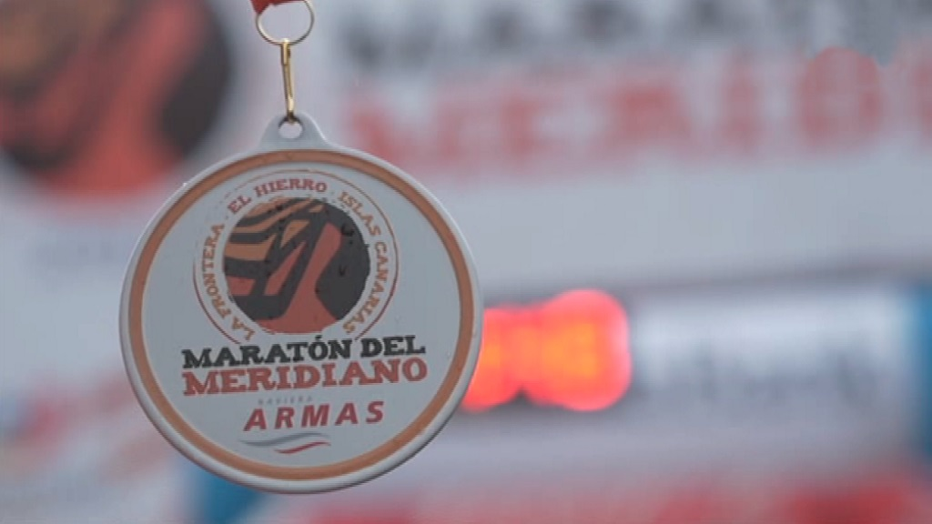 Maratón de montaña El Meridiano