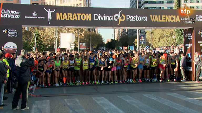 Atletismo - Resumen Maratón de Valencia