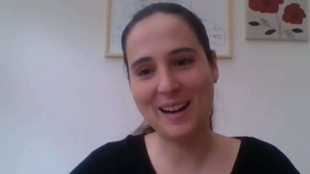 María Cumplido, la investigadora que resolvió un problema matemático que llevaba 20 años sin solución