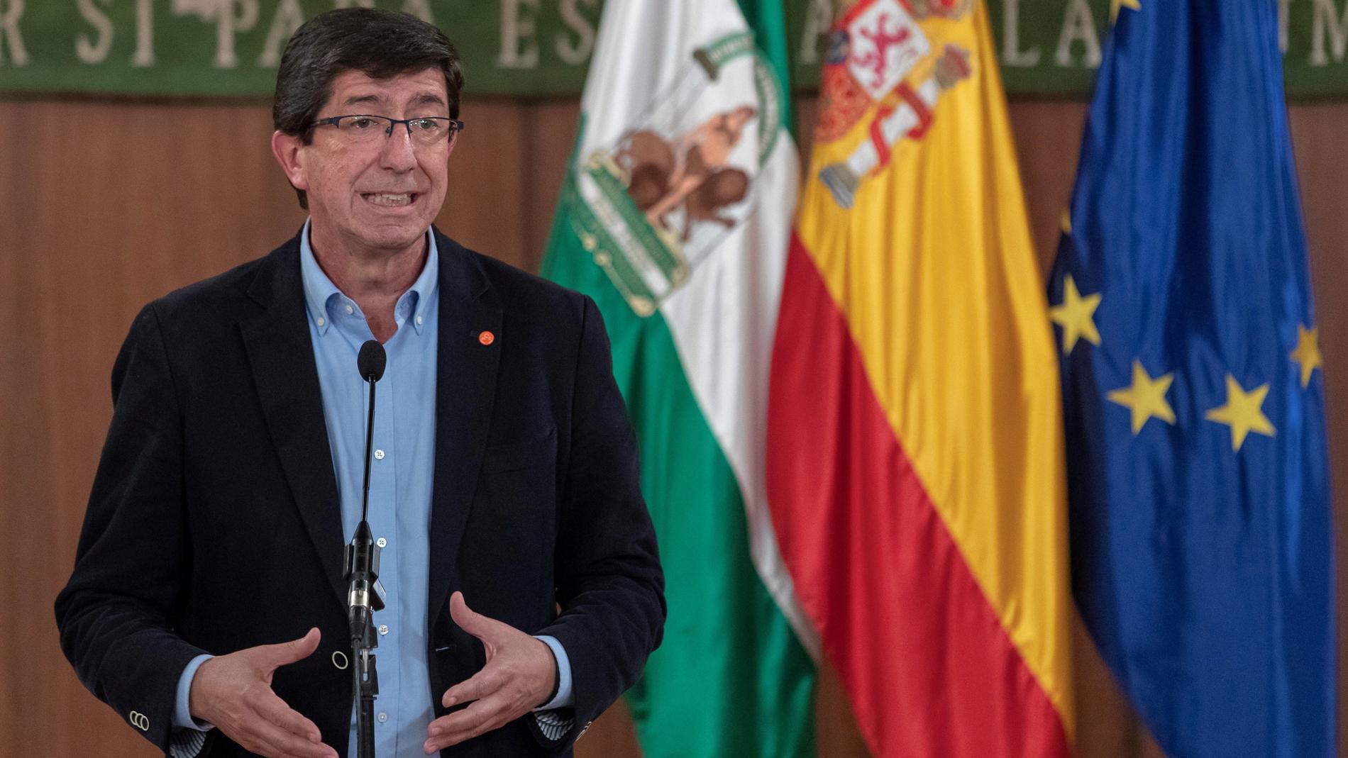 """Marín recuerda al PP su acuerdo de no negociar con otras fuerzas, incluida Vox: """"Espero que estén cumpliendo"""""""