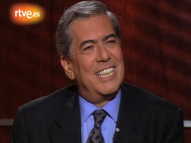Un paseo por el tiempo - Mario Vargas Llosa