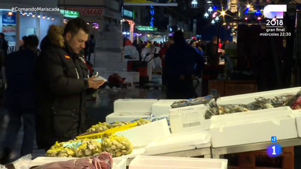 Comando Actualidad - De Mariscada - Madrid, puerto pesquero