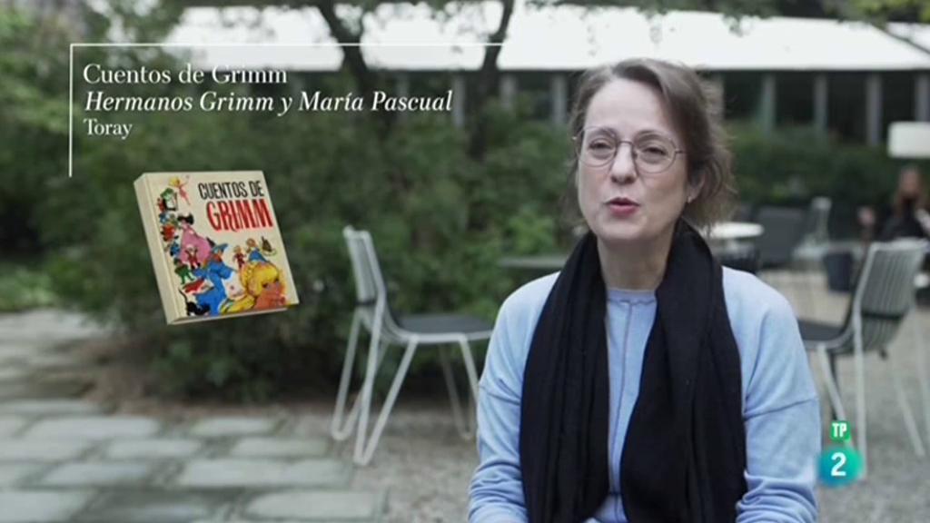 Página Dos - El cuestionario - Marta Sanz