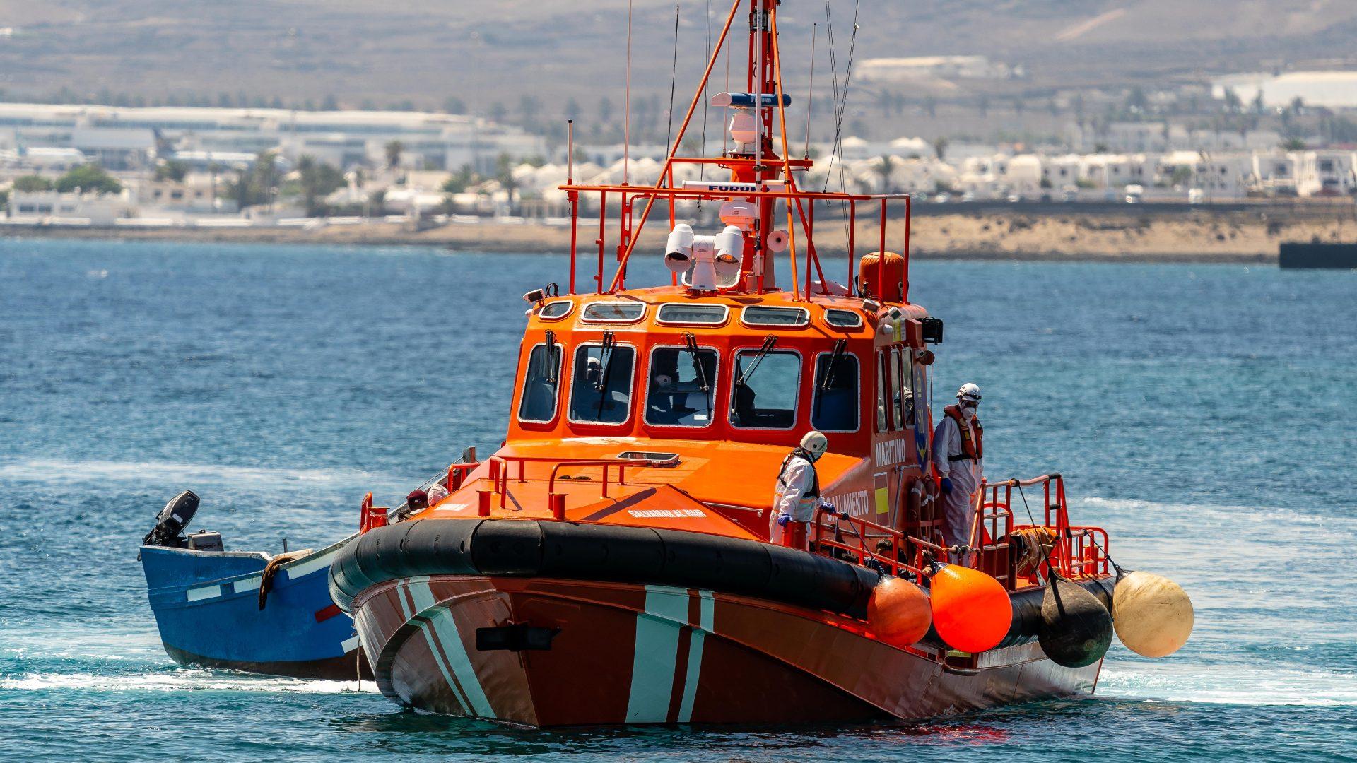 Más de 500 migrantes llega en patera a las costas españolas en las últimas horas