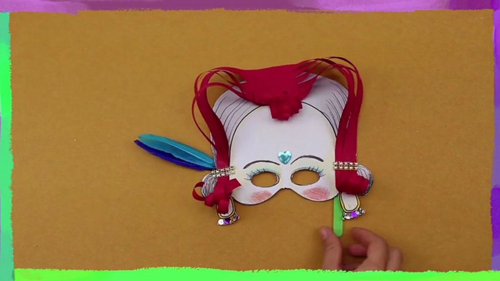 ARTE - Máscaras cortesanas