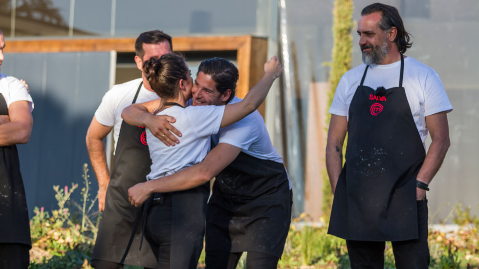 MasterChef 5 - El regreso a las cocinas de Elena y Jose María