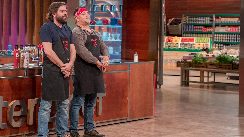 MasterChef 8 - Carlos se despide de las cocinas