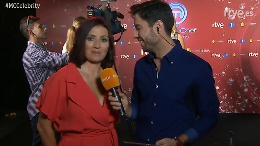 """MasterChef Celebrity - Silvia Abril: """"He echado mares de lágrimas en MasterChef"""""""
