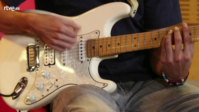 Masterclass 6x3 - Guitarra reggae: el ritmo - 03/10/16