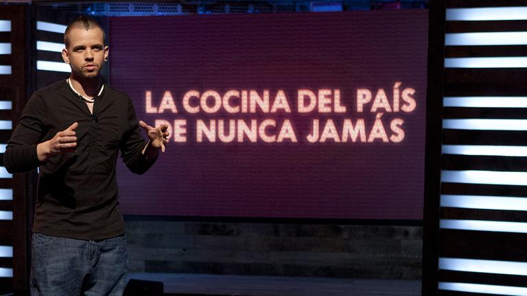 """Masterclass: """"La cocina del País de las Nunca Jamás"""", por David Muñoz"""