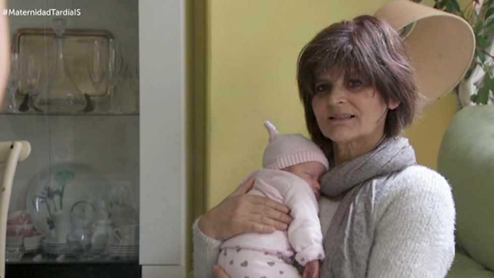 Informe Semanal - Maternidad tardía