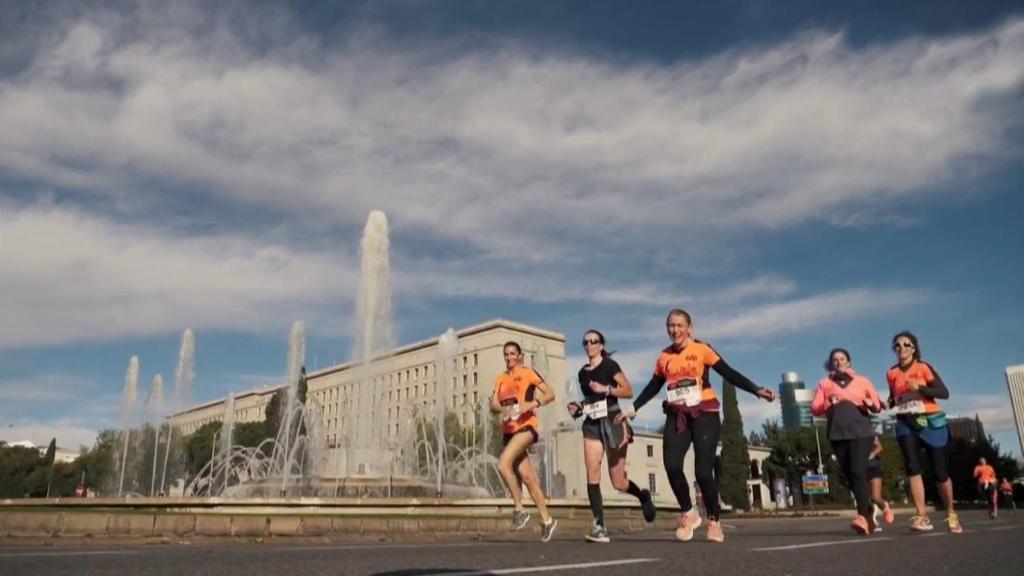 Atletismo - Media Maratón de la Mujer Madrid EDP 2018