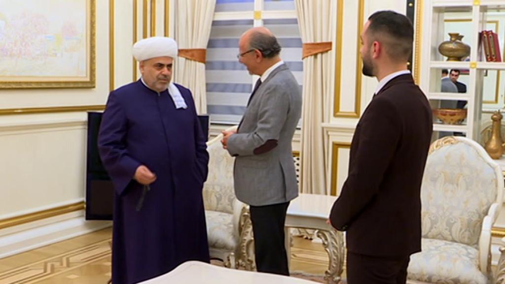 Azerbaiyán, hermandad entre credos