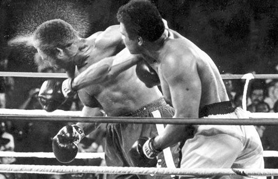 Ali - Foreman: El mejor combate de la historia