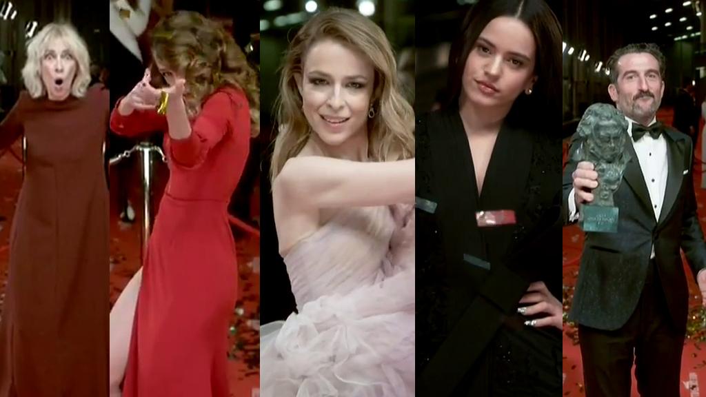 Goya 2019 - Mejores momentos de la Cámara Glamour en los Goya 2019