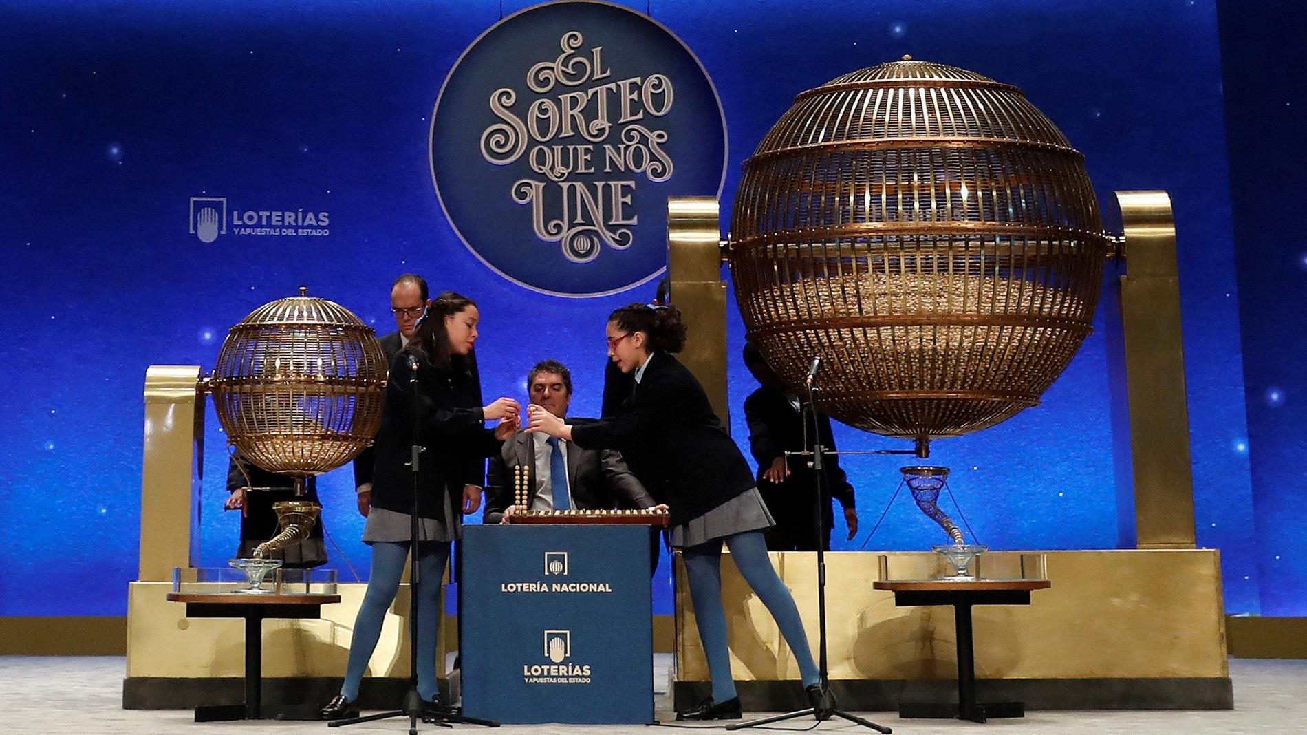 Los mejores momentos  de la Lotería de Navidad 2019, en 3 minutos