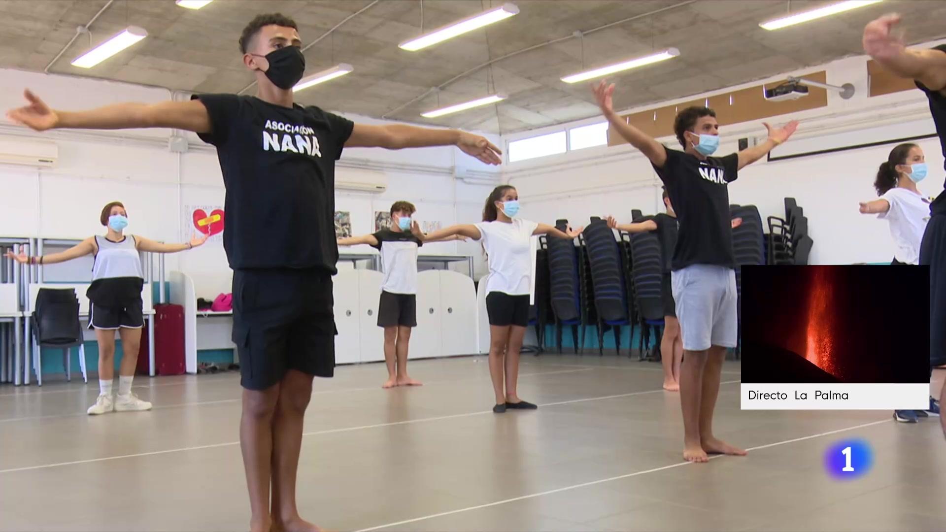 En Melilla bailan para dejar atrás el estigma