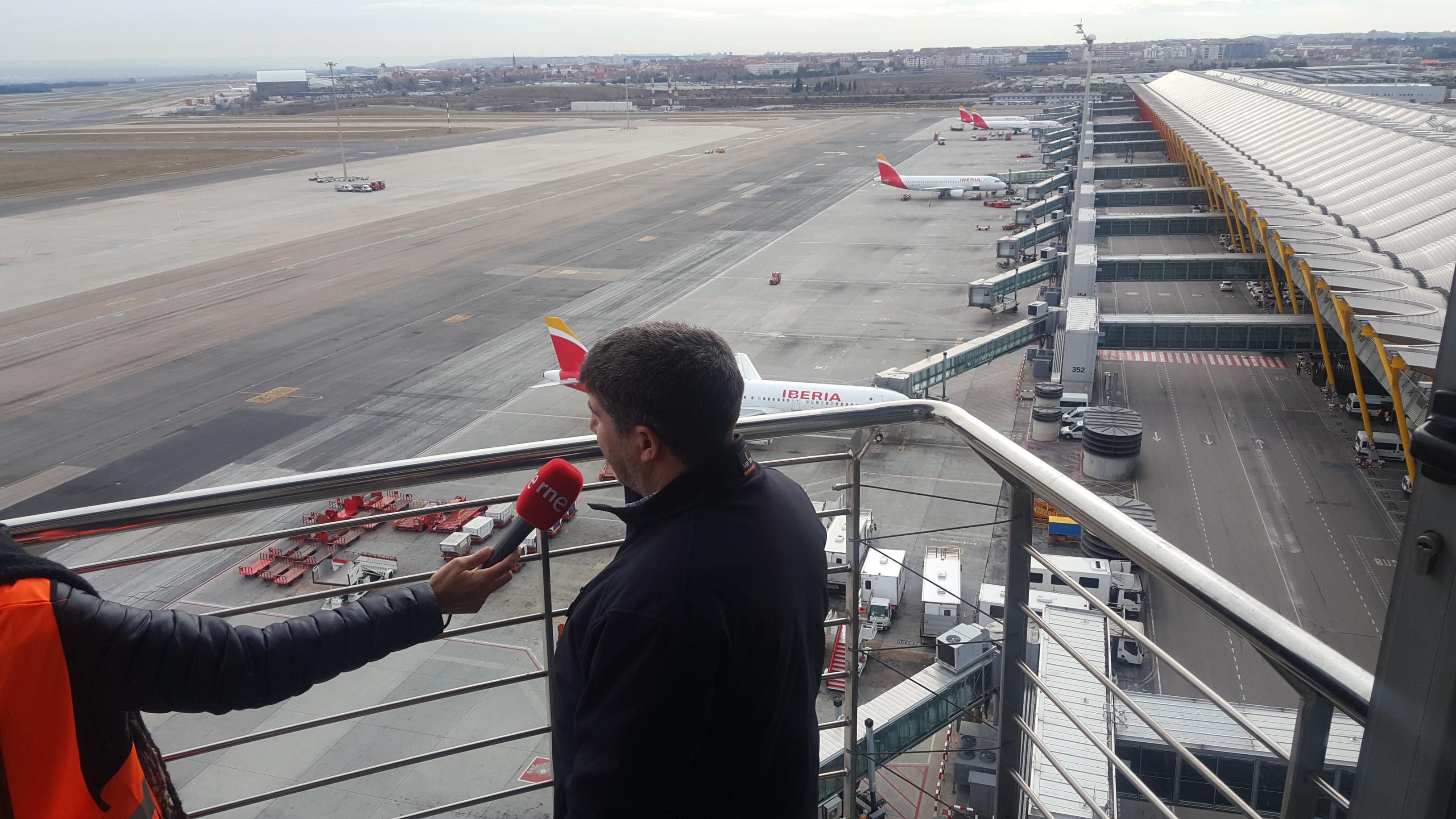 83df9e20da1 Un recorrido por la T4 del Aeropuerto Adolfo Suárez Madrid-Barajas - RTVE.es
