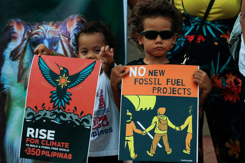 Huelga de estudiantes convocada por 'Jóvenes por el Clima'