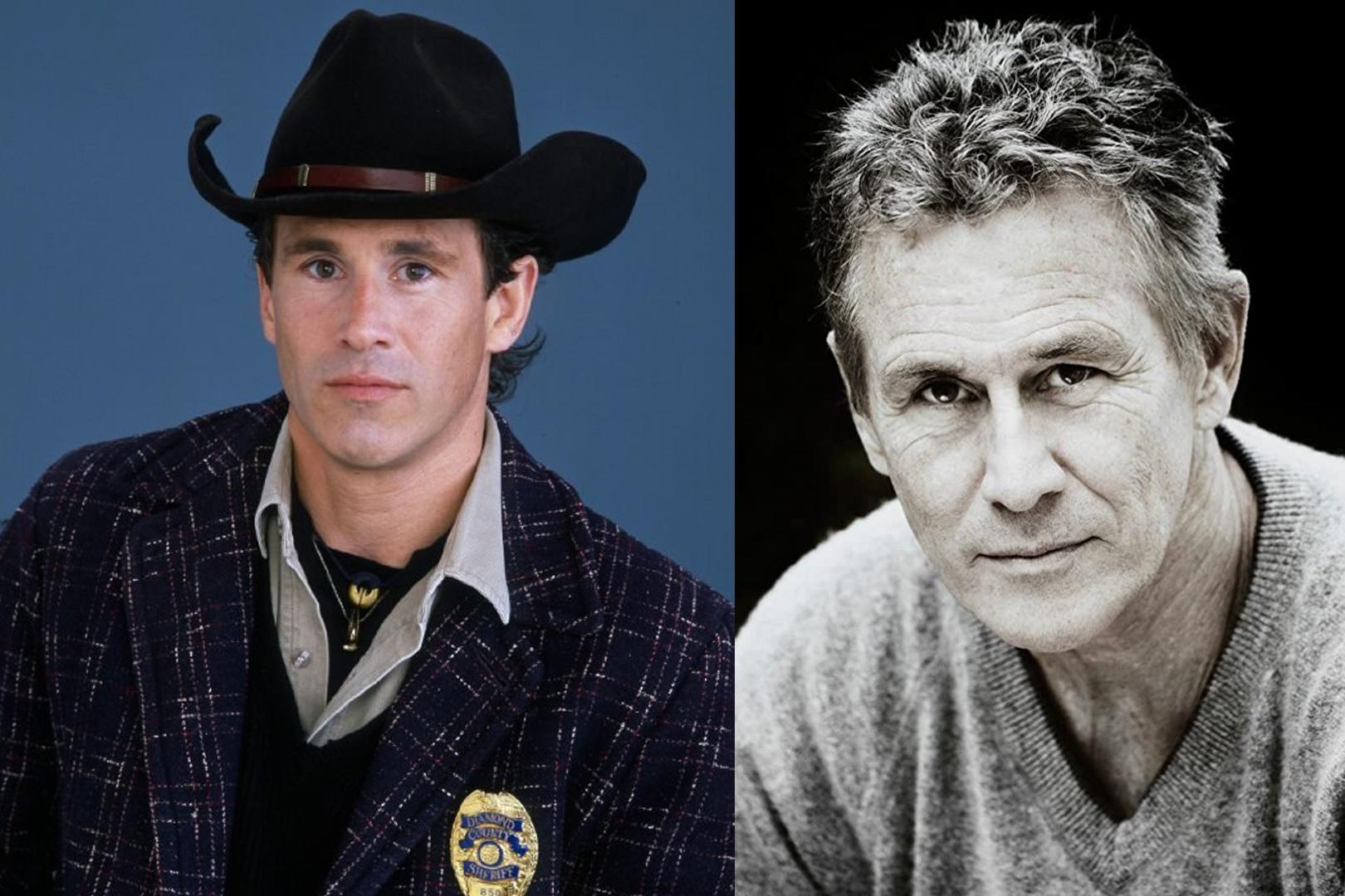 Michael Ontkean foi o xerife Harry S. Truman em 'Twin Peaks''Twin Peaks'