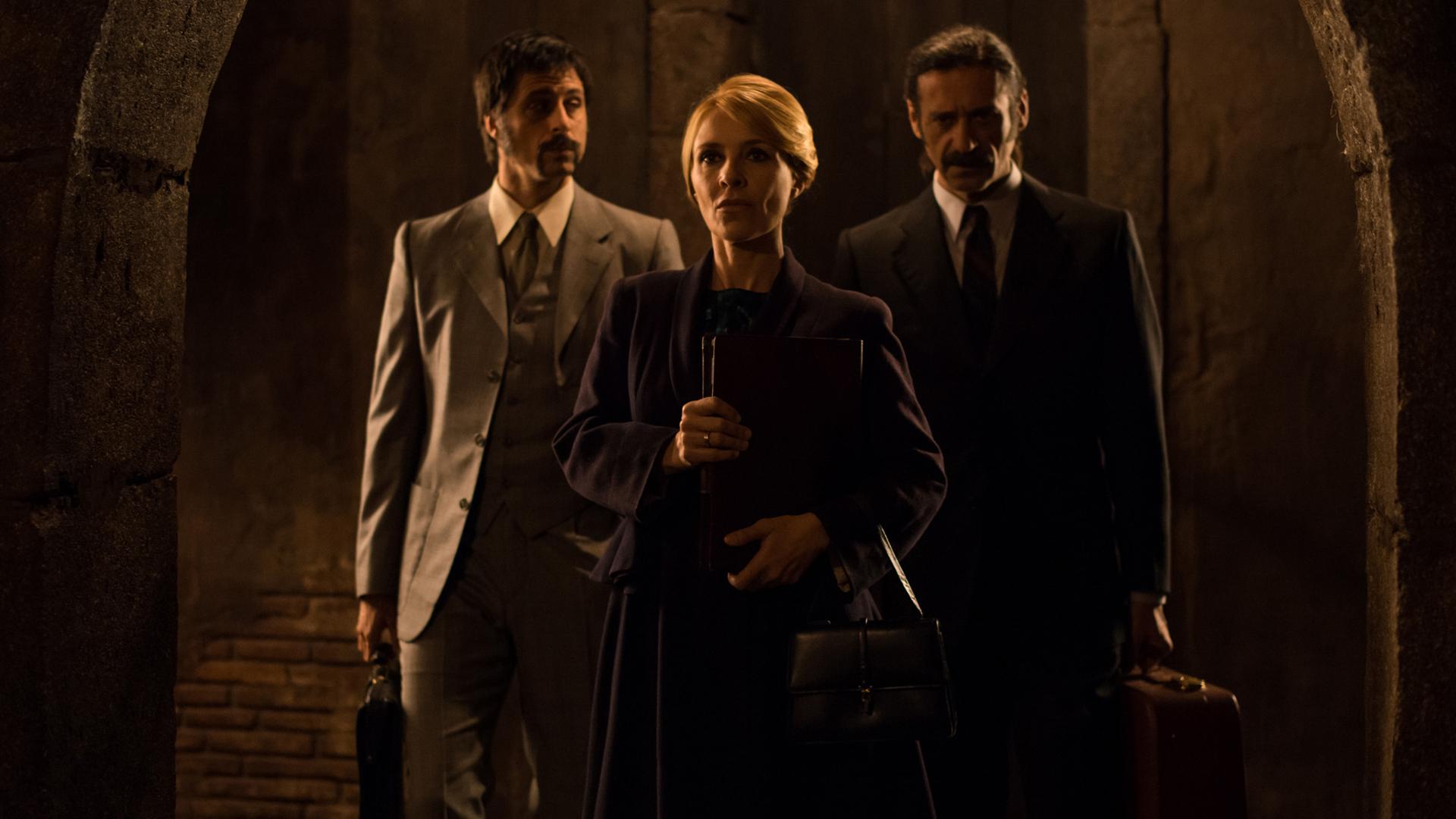 Angel O Demonio S01E01 Cda el ministerio del tiempo | temporada 1 - capítulo 1 - rtve.es