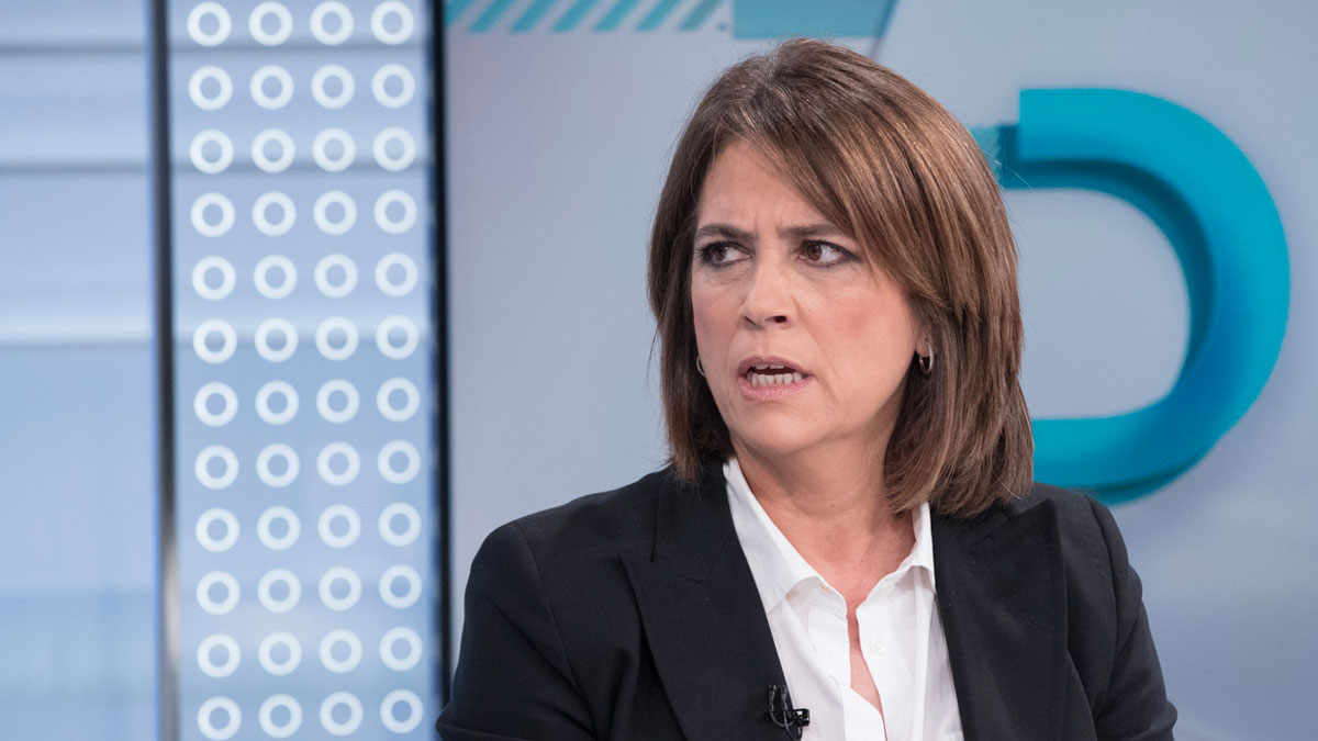 """La ministra de Justicia dice que los insultos a Sánchez demuestran """"falta de sentido de oposición y sentido de Estado"""""""