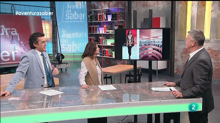 """La Aventura del Saber. Sección """"La Arquitectura del Saber"""". Pablo Campos Calvo-Sotelo. Moda y Arquitectura junto a Laura Luceño"""