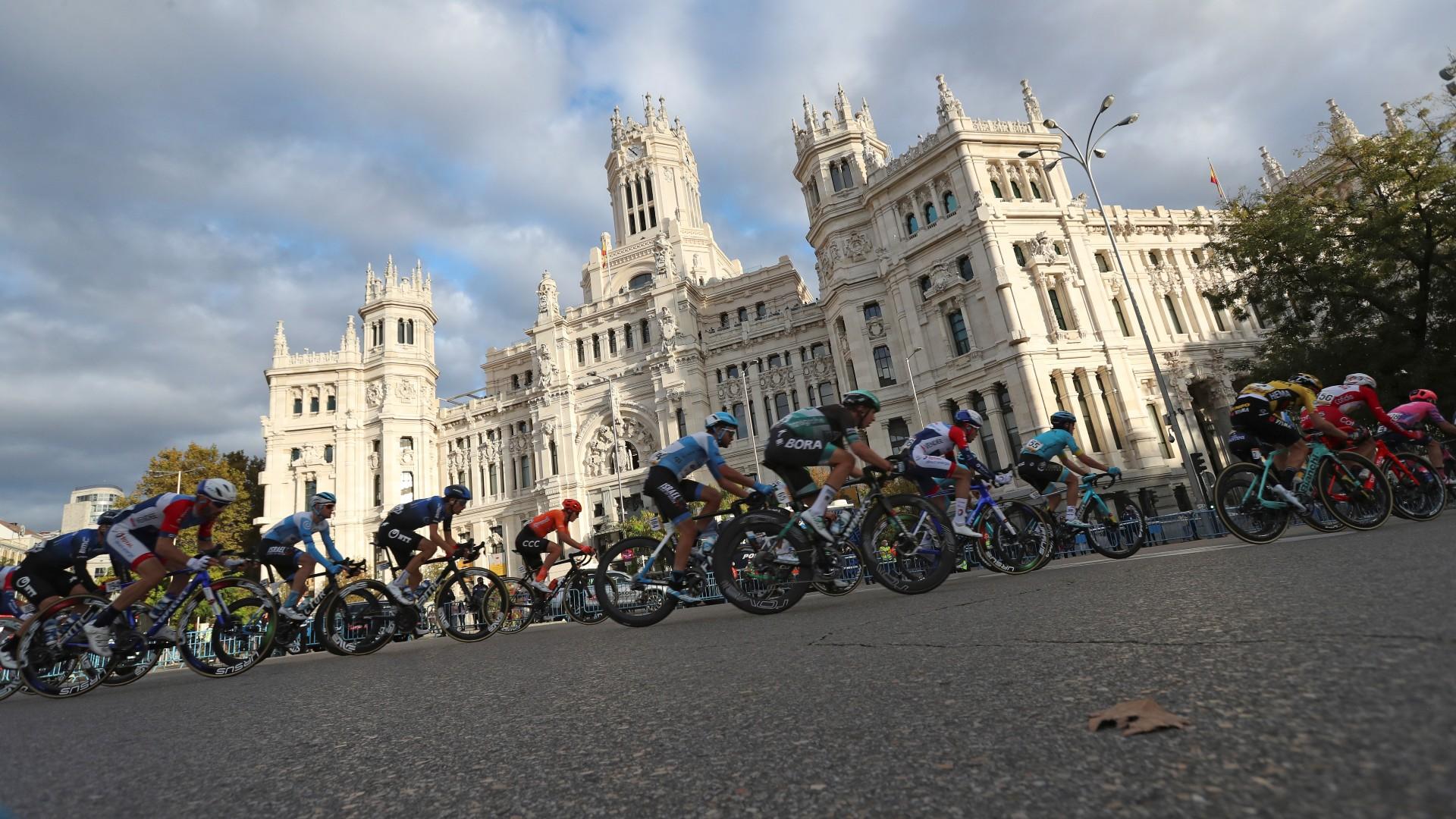 La M.O.D.A pone la banda sonora a La Vuelta Ciclista 2021 con '1932'
