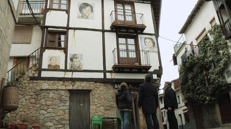 Aquí la tierra - Mogarraz, un pueblo para enmarcar