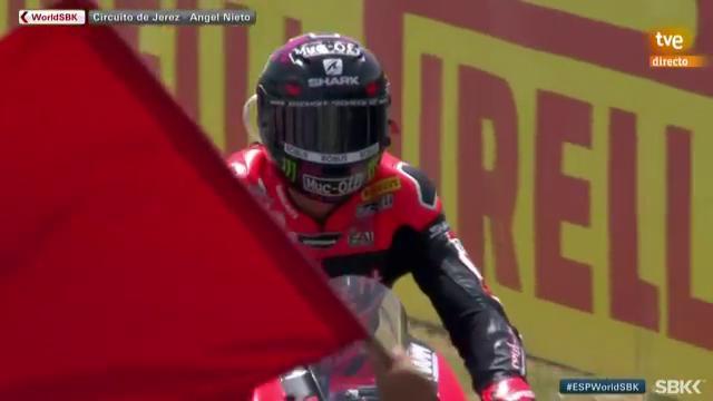 Cto. del Mundo Superbike. Prueba Jerez WSBK 1ª carrera