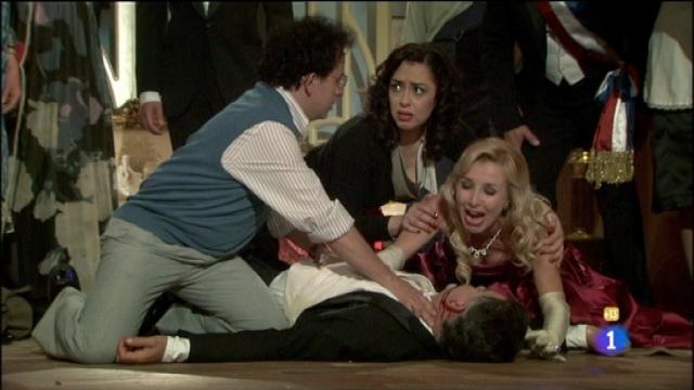 Especial Amar en tiempos revueltos - La muerte a escena - 1ª parte