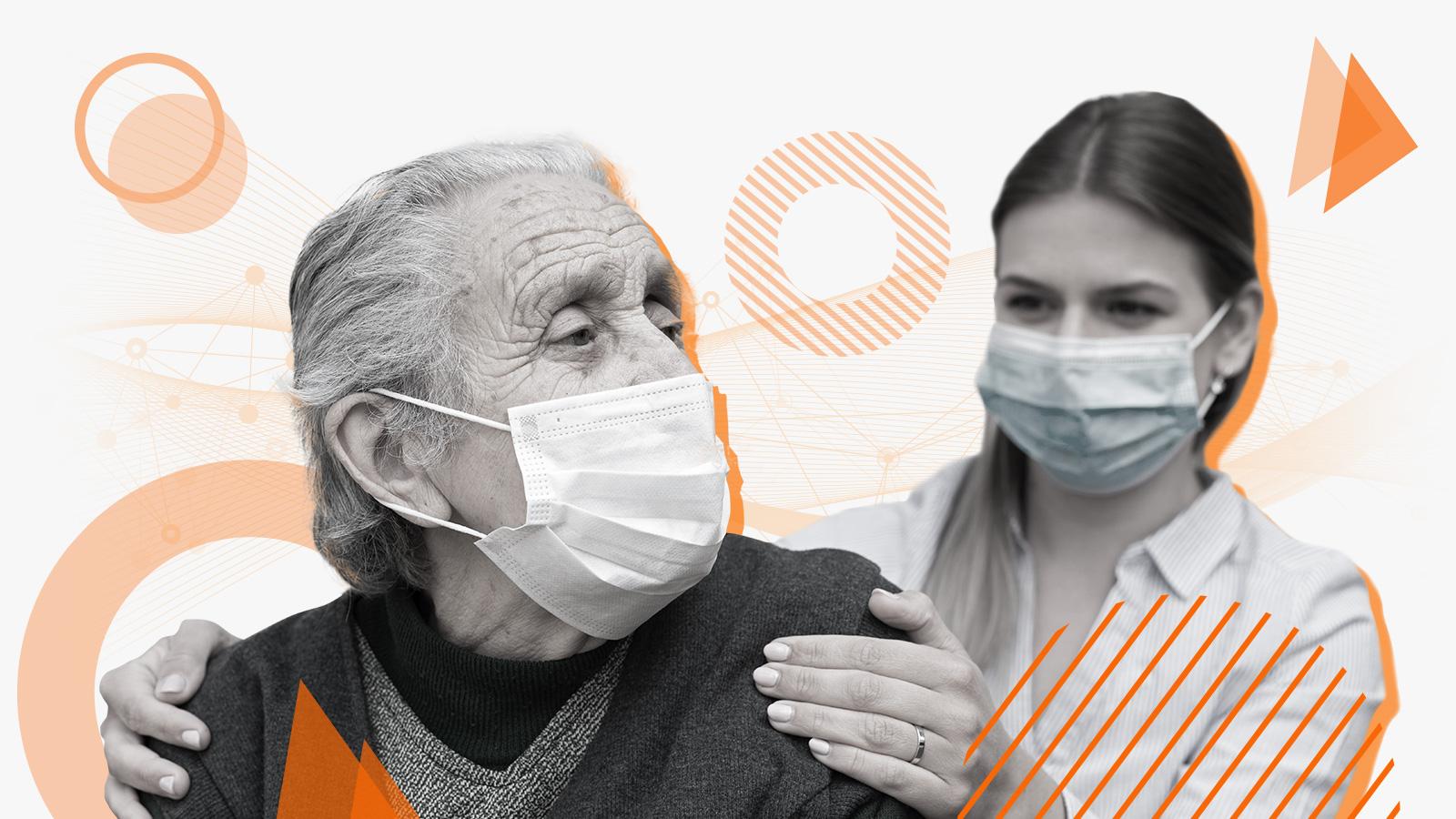 El impacto del coronavirus en las residencias de mayores: 74 muertes en la última semana