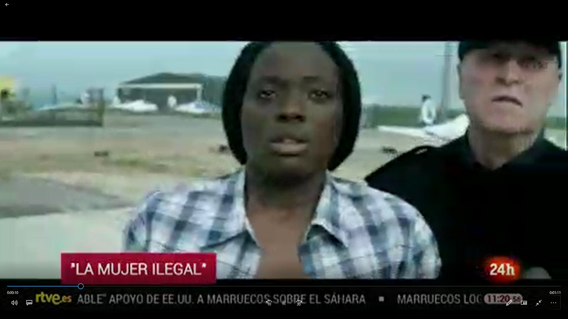 """""""Mujer ilegal"""", la película de Ramón Termens que retrata la realidad de la inmigración a través de una mujer"""