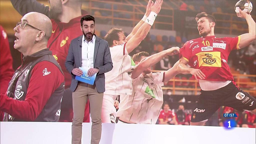 Mundial de balonmano | Los Hispanos buscan las semifinales ante la Noruega de Sagosen