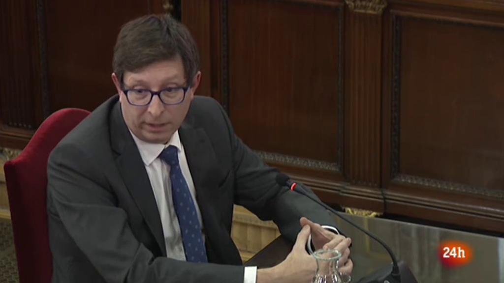 Mundó afirma que el referèndum no es va pagar amb fons públics