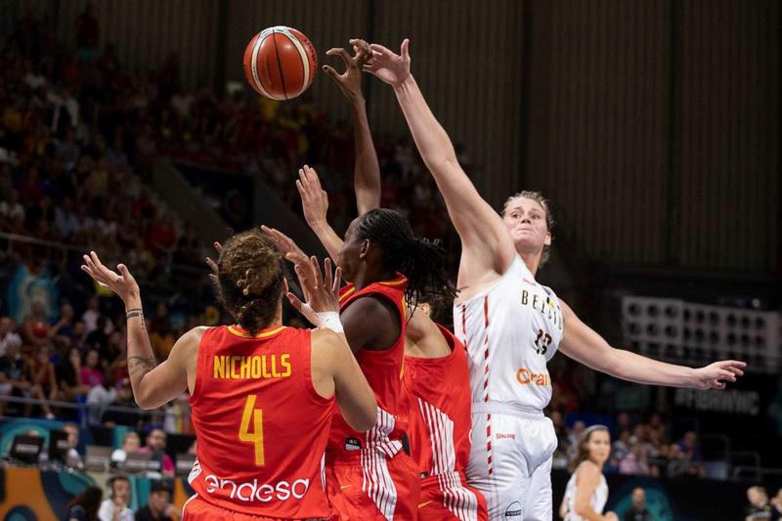 Mundobasket 2018   España cae con Bélgica y jugará los octavos contra Senegal