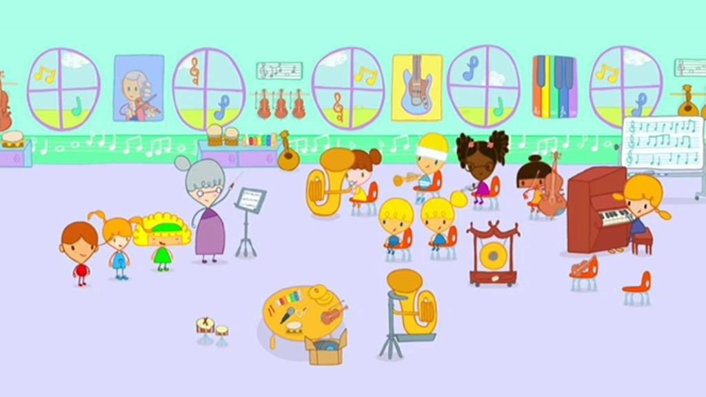 Mya Go School Band