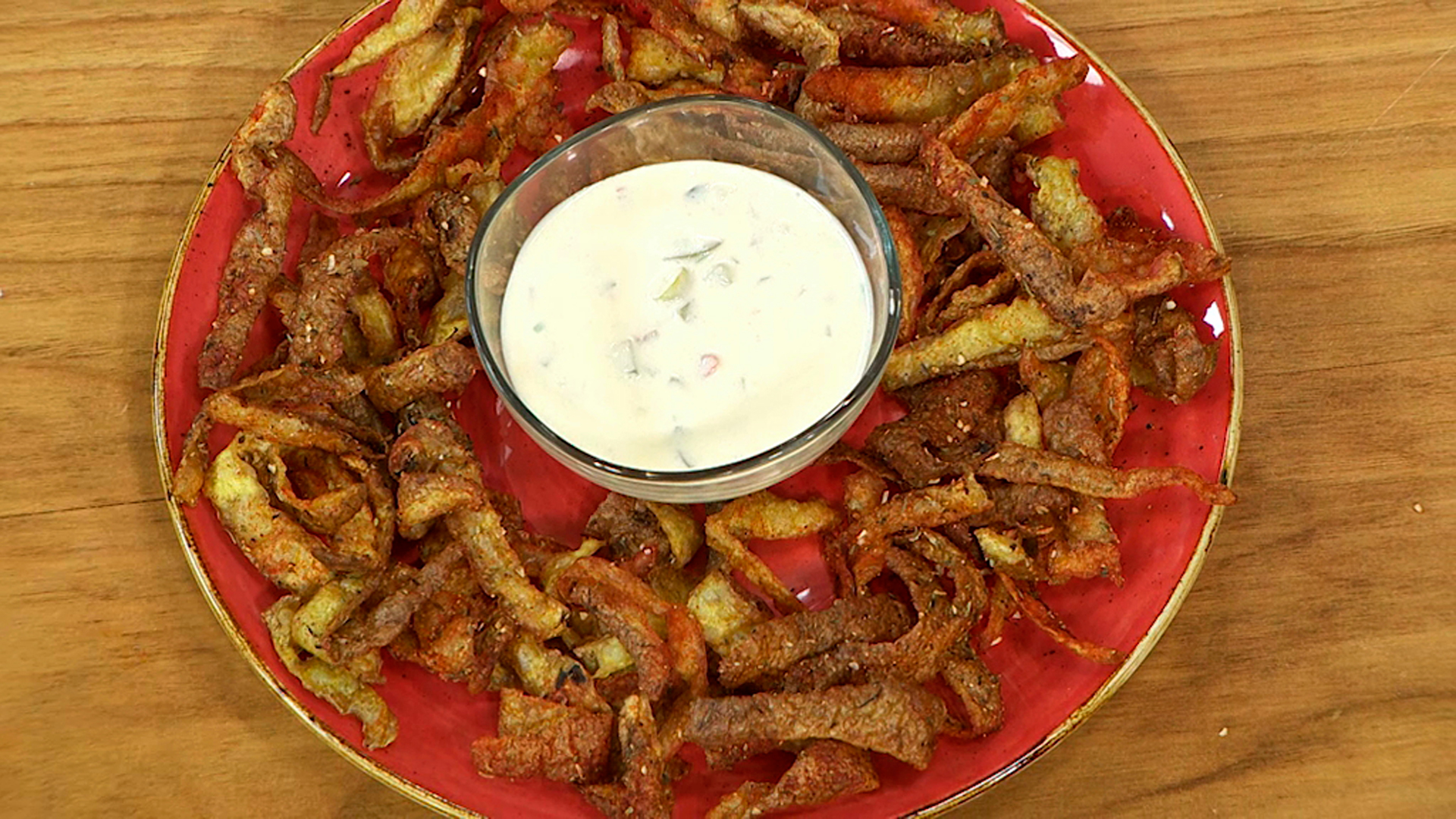 Torres en la cocina - Nachos de patata