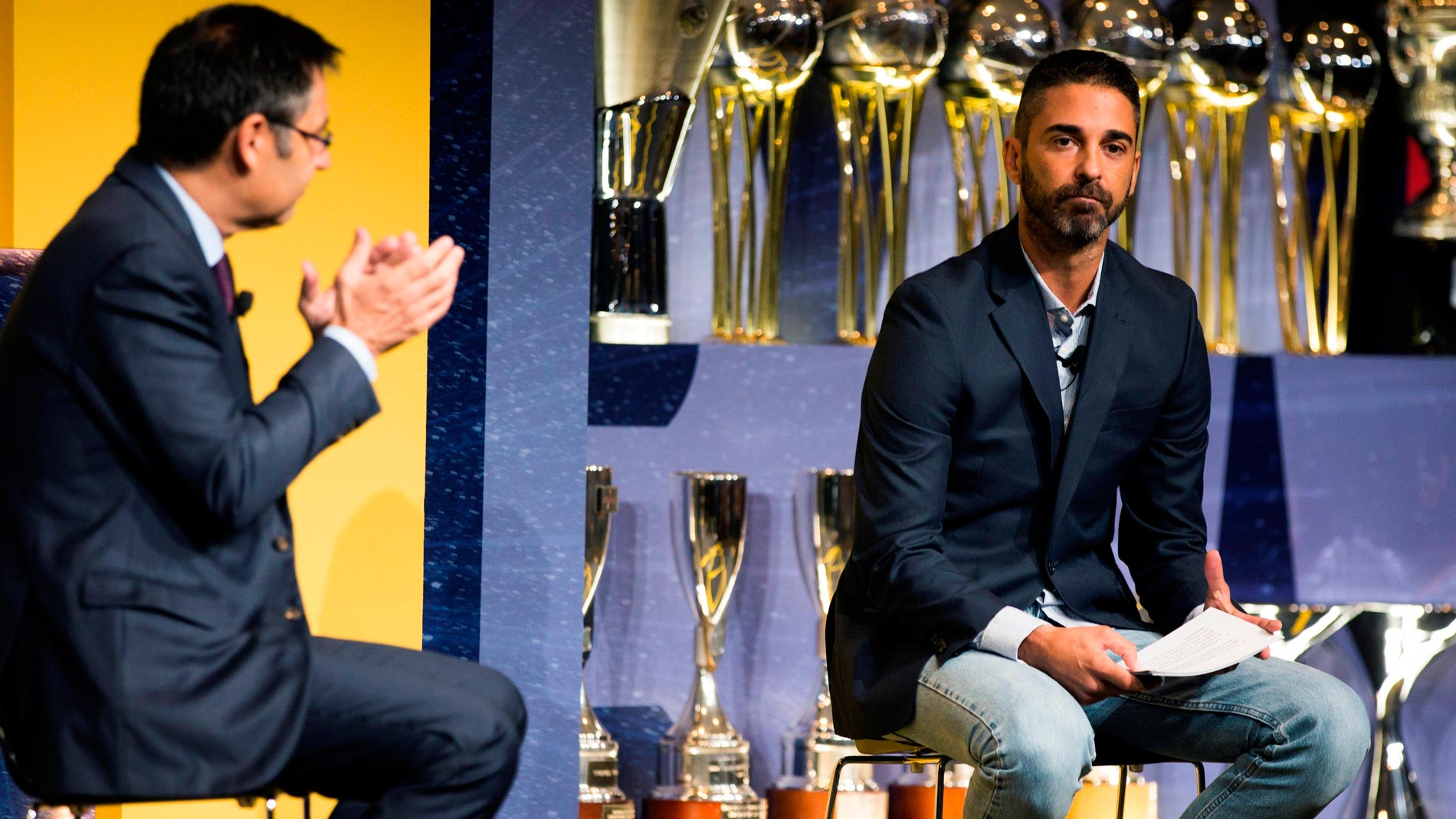 """Navarro: """"Quería  seguir y estuve molesto, pero era el momento"""""""