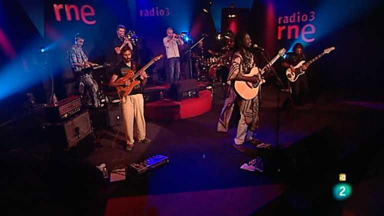 Los conciertos de Radio 3 - Nayaband
