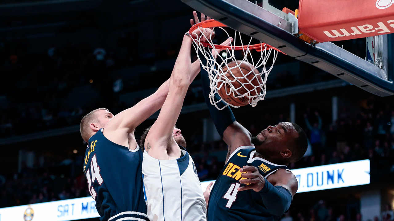 NBA | Jokic le quita a Doncic el triunfo