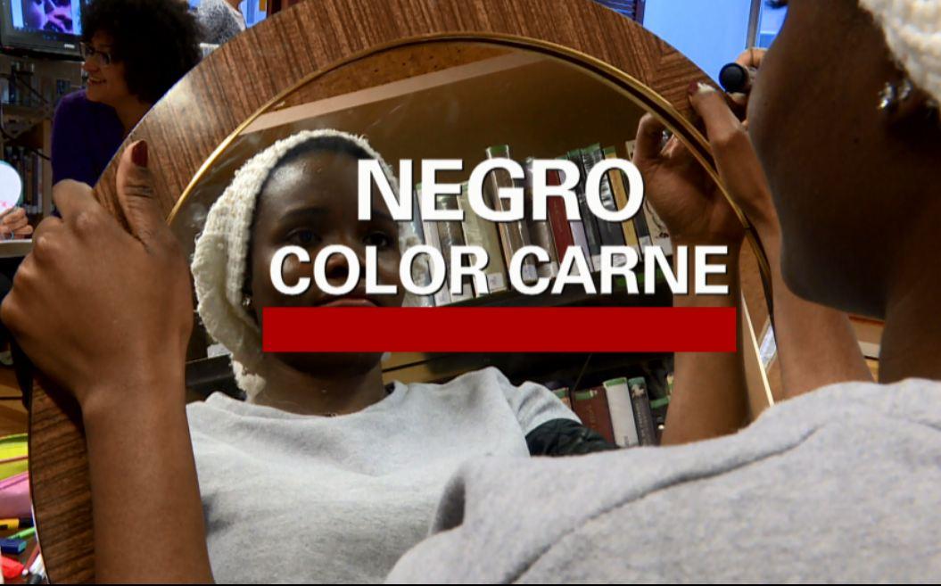 Repor - Negro color carne -  Avance