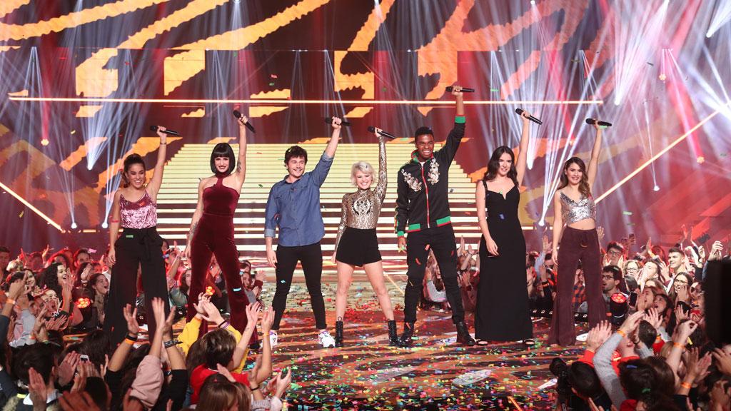 """OT 2018 - """"Ni tú ni nadie"""", canción grupal de la gala 11"""