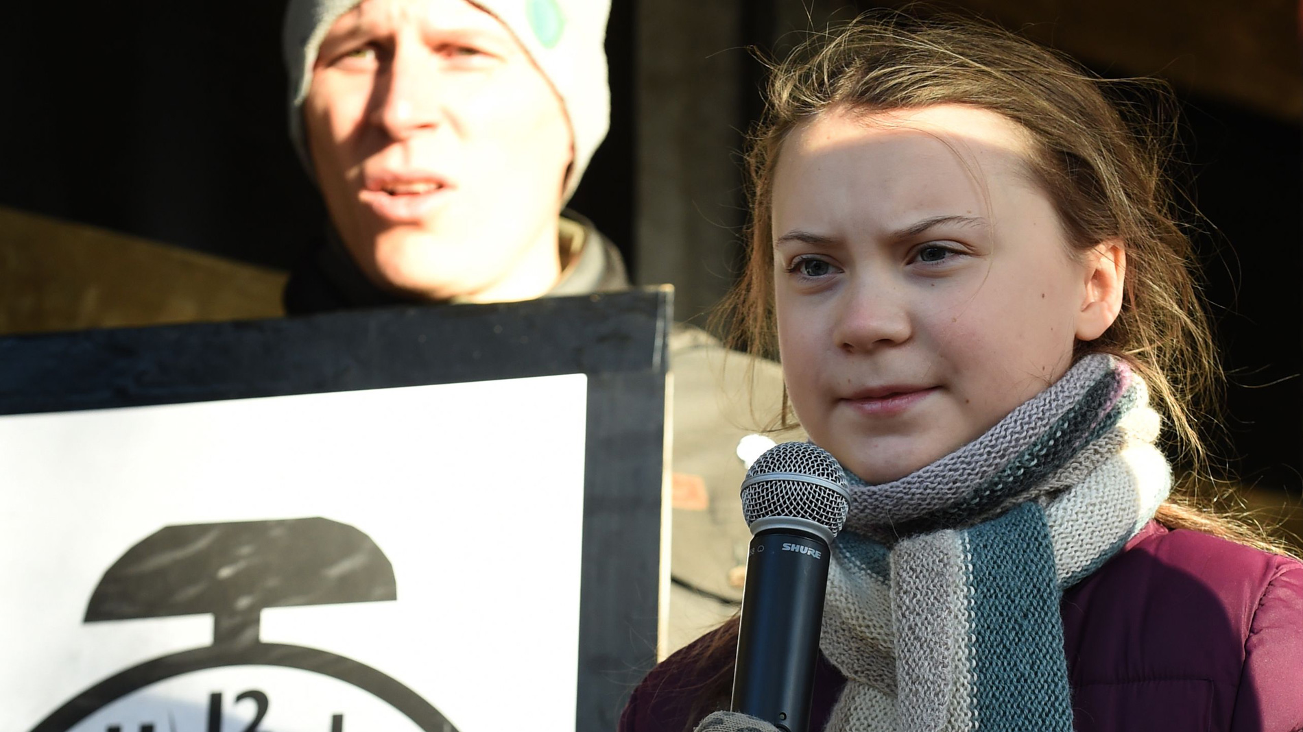 Una niña sueca de 15 años lidera una campaña de protesta por el cambio climático