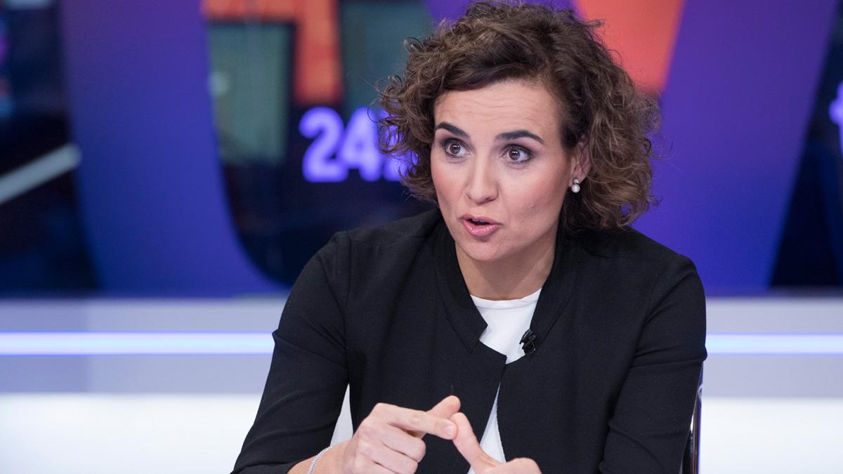 """Dolors Montserrat: """"No hay nada que dialogar y que negociar con aquellos que quieren romper España"""""""