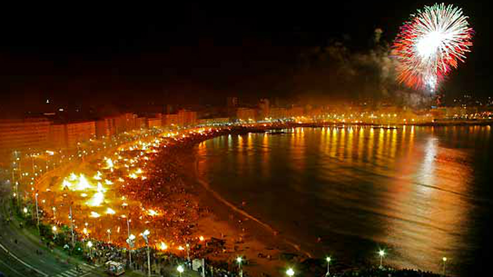 El arte de vivir - La noche de San Juan