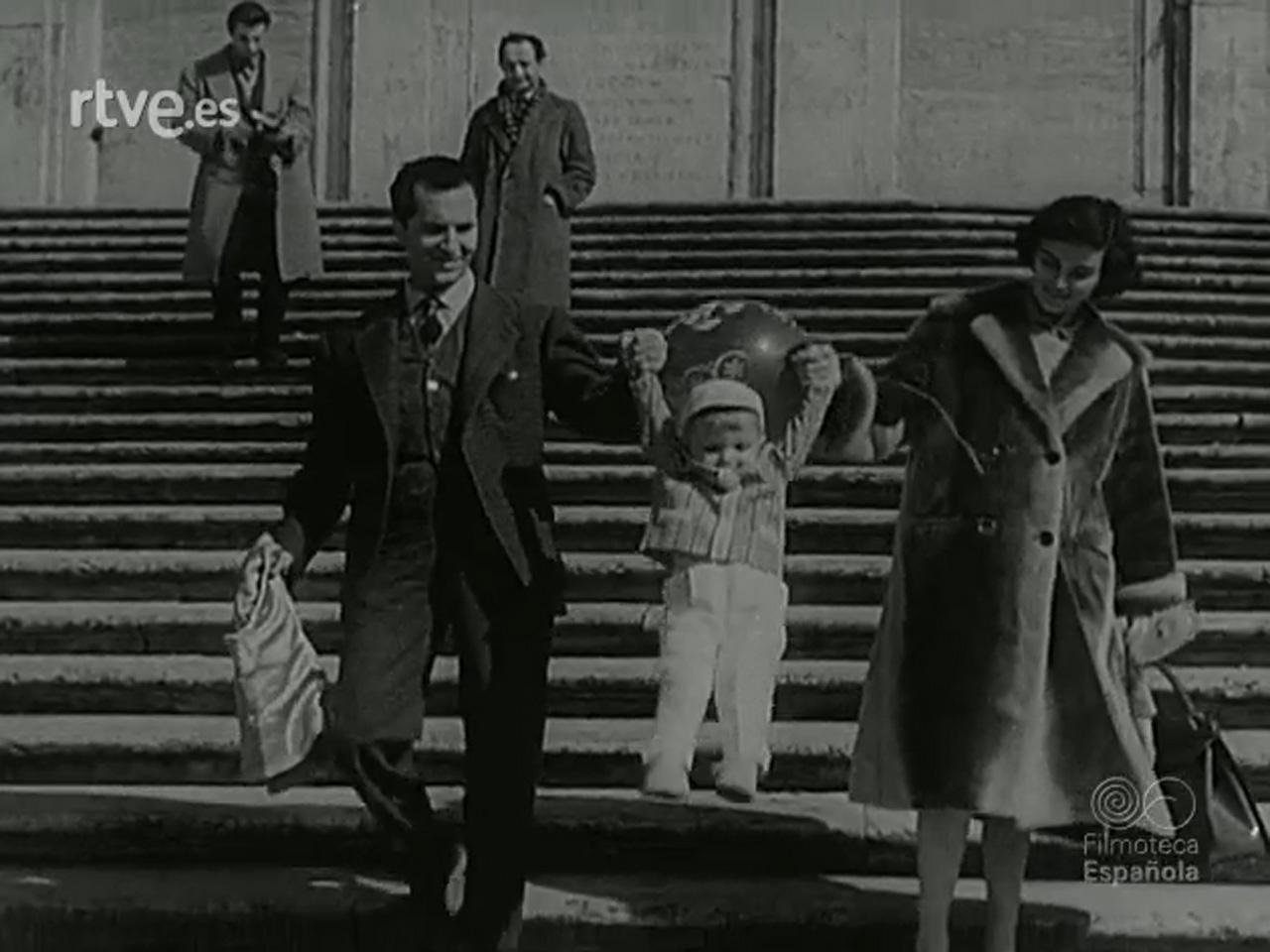 Imagen noticiero del 24-03-1958